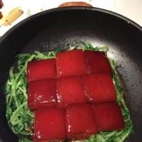 老上海红烧肉.